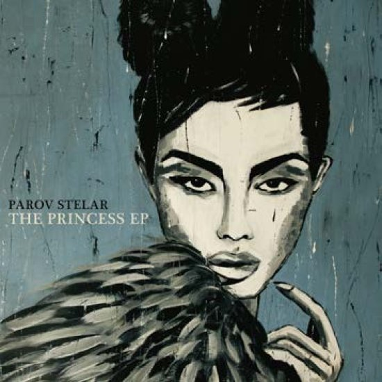 Parov-Stelar-The-Princess-EP-Vinyl-2x12-EP-NEU