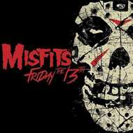 Misfits - Friday The 13th (Bone/Red Splatter Vinyl)