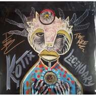 K-Otix - Legendary (Signed Edition Orange)