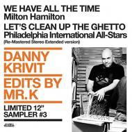 Danny Krivit - Edits By Mr. K Sampler 3