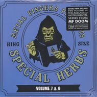 MF Doom (Metal Fingers Presents) - Special Herbs Vol. 7 & 8