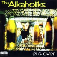 Tha Alkaholiks (The Licks) - 21 & Over (Clear Vinyl)