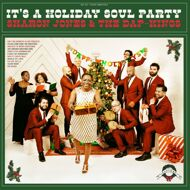 Sharon Jones & The Dap Kings - It's A Holiday Soul Party! (Red Vinyl)