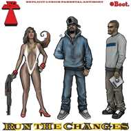 Jazz T - Run The Changes
