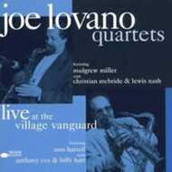 Joe Lovano  - Quartets: Live At The Village Vanguard Volume 2