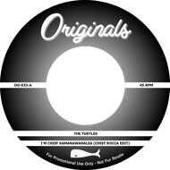 "The Turtles / Steady B - I'm Chief Kawanamanalea (Chief Rocca Edit) / Serious (BDP 12"" Remix)"
