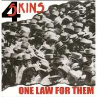 4 Skins - One Law For Them (RSD 2016)