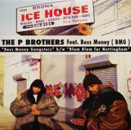 The P Brothers - Boss Money Gangsters / Blam Blam For Nottingham