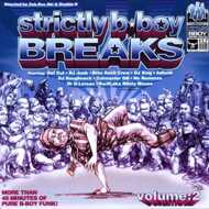 Various - Strictly B-Boy Breaks #17: Compilation Vol.2