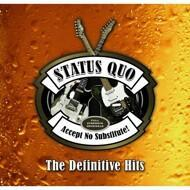 Status Quo - Accept No Substitute - The Definitive Hits