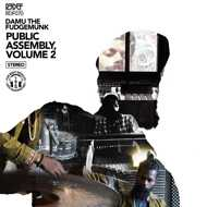 Damu The Fudgemunk - Public Assembly Volume 2 (Gold Vinyl)