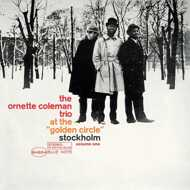 The Ornette Coleman Trio - At The Golden Circle Stockholm - Volume One