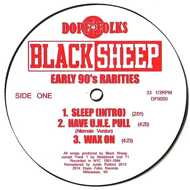 Black Sheep - Early 90's Rarities