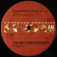 The Brothers Johnson - Strawberry Letter 23 / Stomp!