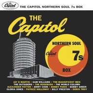 Various - The Capitol Northern Soul 7s Box