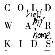Cold War Kids - Hold My Home (Clear Vinyl)