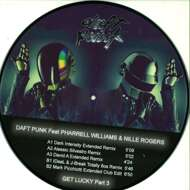 Daft Punk - Get Lucky Part 3 (Picture Vinyl)