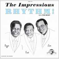 The Impressions - Rhythm! / Star Bright