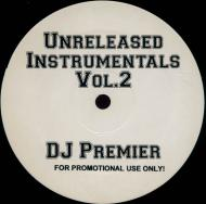 DJ Premier - Unreleased Instrumentals Vol. 2
