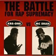 KRS One Vs. MC Shan - The Battle For Rap Supremacy
