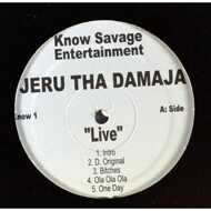 Jeru The Damaja - Live
