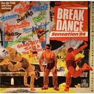 Various - Bravo - Break Dance Sensation '84