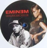 Eminem - Love The Way You Lie (Clear Vinyl)