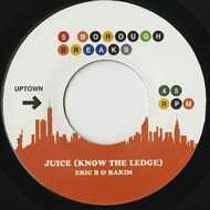 Eric B. & Rakim - Juice (Know The Ledge) / The Pleasant Pheasant
