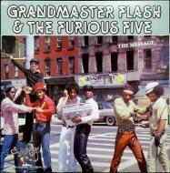 Grandmaster Flash & The Furious Five - The Message (Colored Vinyl)