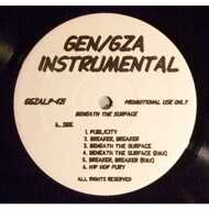 GZA - Beneath The Surface (Instrumentals)