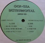 GZA - Liquid Swords (Instrumentals)