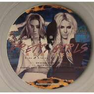 Iggy Azalea & Britney Spears - Pretty Girls (Clear Vinyl)