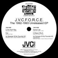 JVC Force - The 1992-1993 Unreleased EP
