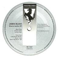 James Blake - Klavierwerke