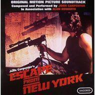 John Carpenter & Alan Howarth - Escape From New York (Original Motion Picture Soundtrack)
