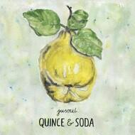 JuSoul - Quince & Soda (Clear Vinyl)