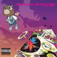 Kanye West - Graduation (Clear Vinyl Deluxe Edition)