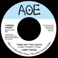 Larry Young - Turn Off The Lights / Fuel For The Fire