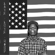 A$AP Rocky (Asap Rocky) - Live.Love.ASAP (Random Colored Vinyl)