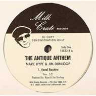 Marc Hype & Jim Dunloop - The Antique Anthem
