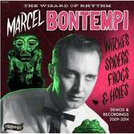 Marcel Bontempi - Witches Spiders Frogs & Holes - Demos & Recordings 2009-2014
