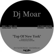 Moar - Top Of New York / To James