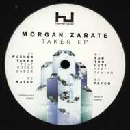 Morgan Zarate - Taker EP