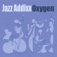 Jazz Addixx - Oxygen (Blue/White Marbled Vinyl)