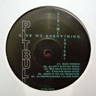 Pitbull - Give Me Everything ( +Remixes)