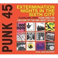 Various - Punk 45: Cleveland, Ohio - Punk And The Decline Of The Mid West 1975-82