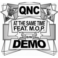 Q-Ball & Curt Cazal ft. M.O.P. - At The Same Time (White Vinyl)