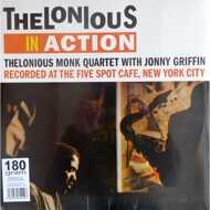 Thelonious Monk Quartet, Johnny Griffin - Thelonious In Action
