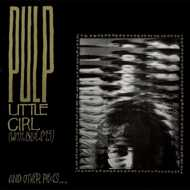 Pulp - Little Girl (With Blue Eyes) And Other Pieces... (RSD 2015 - Gold/Black Vinyl)