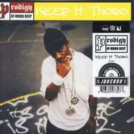 Prodigy (Mobb Deep) - Keep It Thoro (Black Vinyl)